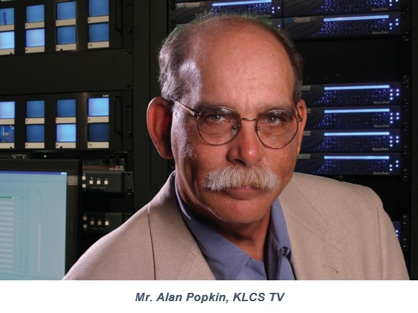 Mr.Alan Popkin_KLCS TV