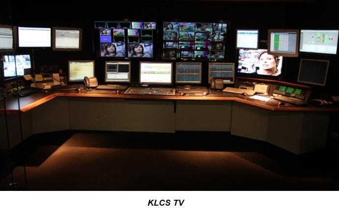 KLCS TV Studio